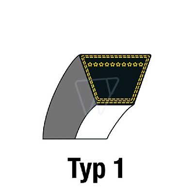 Messernabe passend für Sabo 72-11G Rasentraktor