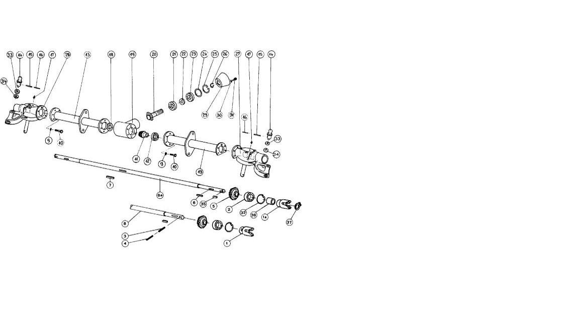 Hauptantrieb passend für Kuhn GF 452 (neu GF 5000 M)