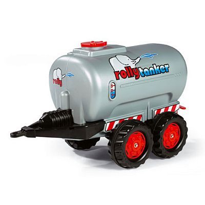 Rolly Tanker silber 2-achsig von Tolly Toys, Model