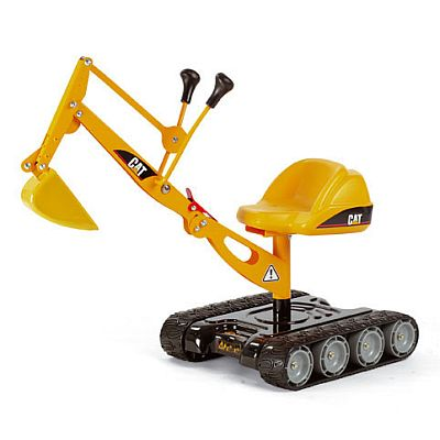 CAT Digger 2 m. Raupen von Tolly Toys, Modellbau