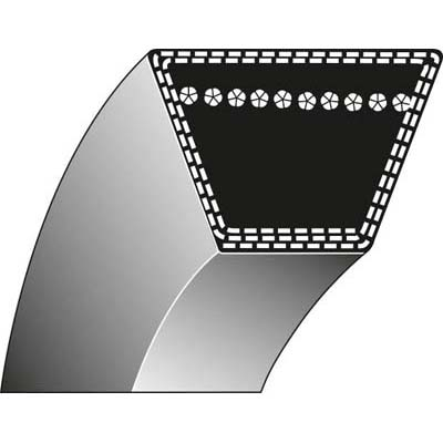 "Keilriemen Rasenmäher 5//8/"" 16,7 x 2210 mm 5L-870 Mähwerk Fahrantrieb"