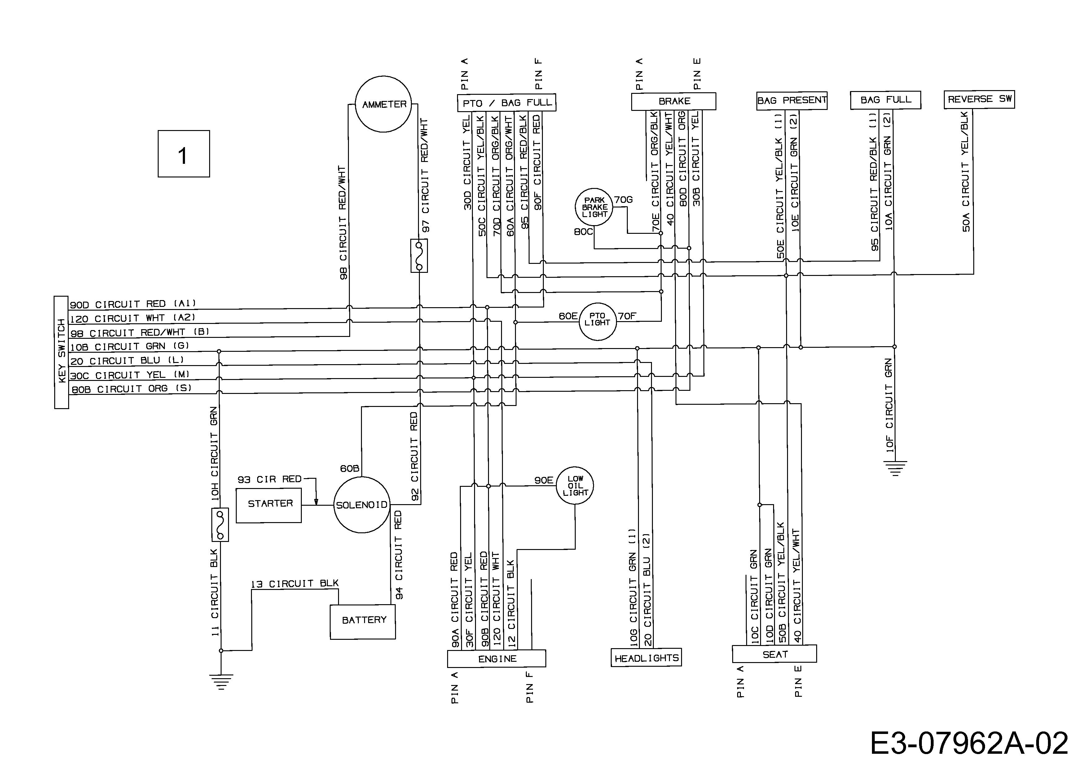 Messersatz passend Raiffeisen RMH 514-92A 13CH507E628 Heckauswurf Rasentraktor